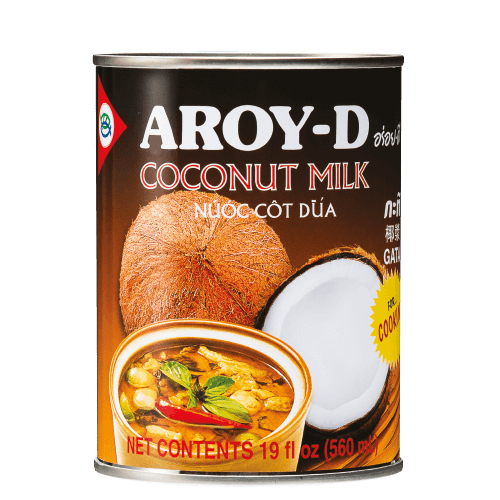 Canned Coconut Milk for Cooking