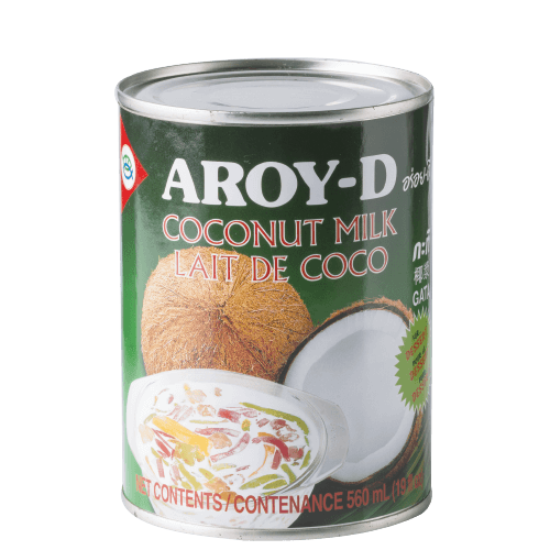 Canned Coconut Milk for Dessert