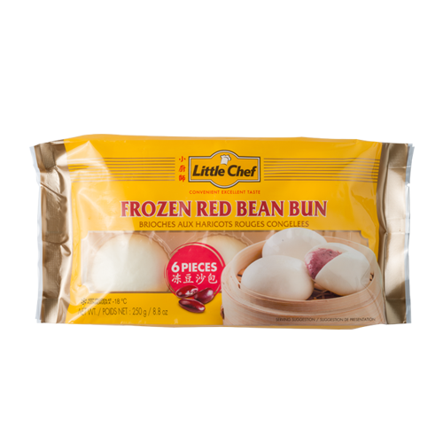 Frozen Red Bean Bun