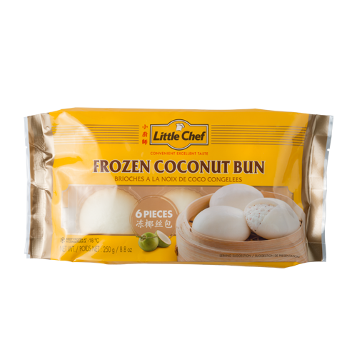 Frozen Coconut Bun